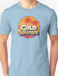 Gold Soundz Unisex T-Shirt