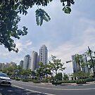 Avenue by Sixto Tomas Marcelo