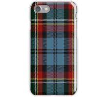 02680 Dykes of Perthshire Tartan  iPhone Case/Skin