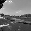 Riverbend Sunday morning by Sixto Tomas Marcelo