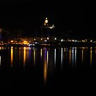 Korcula At Night by wiggyofipswich