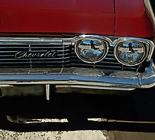 The Eyes of a Chevrolet  by PictureNZ