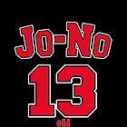 Jo-No Galaxy Case by tony.Hustle.tees ®