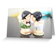 Couple Greeting Card