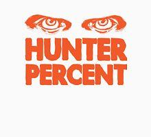 Hunter Percent (Orange Version) Unisex T-Shirt