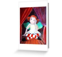 Meet Talley Greeting Card