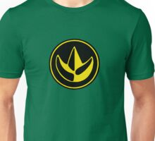 Mighty Morphin Power Rangers Green Ranger Symbol Unisex T-Shirt