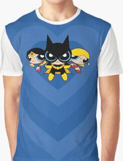Supertough Girls Graphic T-Shirt