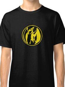 Mighty Morphin Power Rangers Pink Ranger Symbol Classic T-Shirt