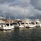 Hillarys Boat Harbour by Michelle Cocking