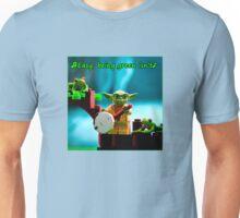 Greenin' ain't easy Unisex T-Shirt