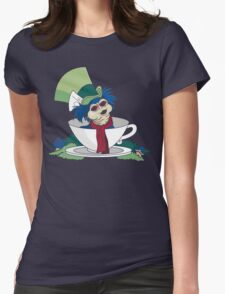 A Nice Cup of Tea Womens Fitted T-Shirt