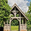 Churchyard entrance by JEZ22