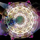 Mandala 81 by Karl Eschenbach