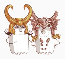 Boo Brothers by mrhiddlesart