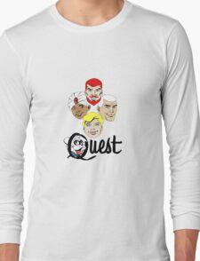 Jonny Quest Long Sleeve T-Shirt