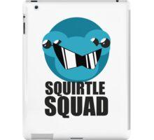 Squirtle Squad - Department Logo iPad Case/Skin