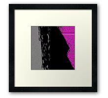 Careful Tear Framed Print