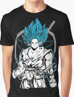Super Saiyan Goku God Shirt - RB00528 Graphic T-Shirt