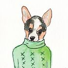 Sweater Corgi by soapyburps