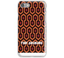 The Shining rug pattern  iPhone Case/Skin