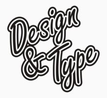 Design & Type by adnananwar