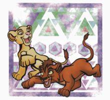 lions Baby Tee