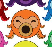 Rainbow Octoroks~ Sticker