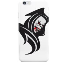 Death hooded sweatshirt iPhone Case/Skin