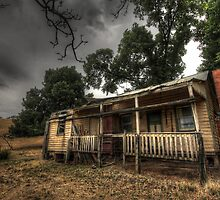 Abandoned House 1 by RobbieAlex