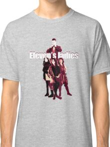 Eleven's ladies Classic T-Shirt
