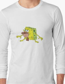 SPONGEBOB THE PRIMITIVE CAVEMAN SPONGEGAR! T-Shirt