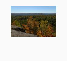 The Scenic Overlook - Algonquin in the Fall Unisex T-Shirt