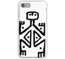 indigenous peoples drawing iPhone Case/Skin
