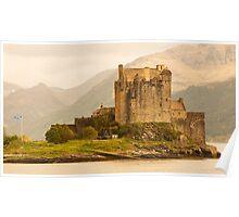 Eilean Donan Castle, Highlands, Scotland Poster