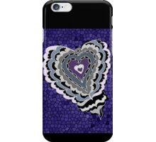 Tiled Heart iPhone Case/Skin