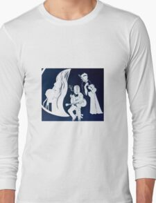 Janis, Kurt and Jimmy Long Sleeve T-Shirt