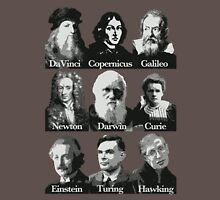 The Apostles of Science Unisex T-Shirt