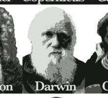 The Apostles of Science Sticker