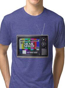 Movie Maker  Tri-blend T-Shirt