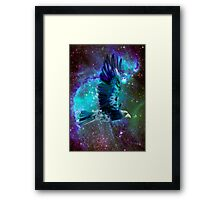 Catch A Falling Star Framed Print