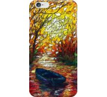 Impression Sunset by Lena Owens iPhone Case/Skin