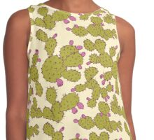 Prickly Pear Contrast Tank