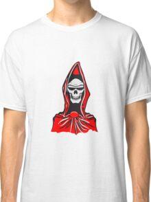 Death hooded robe evil sunglasses Classic T-Shirt