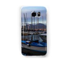 Vesuvius and the Boats II Samsung Galaxy Case/Skin