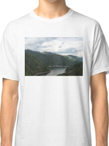 Rolling Ridges, Rolling Clouds Classic T-Shirt