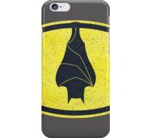 Good Night, Mr Bat! iPhone Case/Skin
