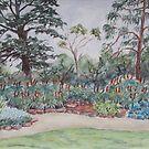 Truganina Explosives Reserve Keeper's Quarters Garden by Virginia  Coghill