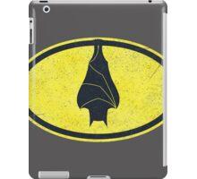 Good Night, Mr Bat! iPad Case/Skin