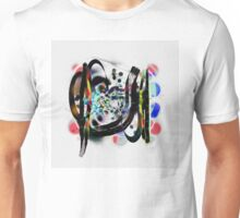 Contemplating The Virtues Of Abstract Thought Unisex T-Shirt